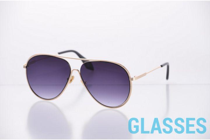Женские очки капли 18025b-g