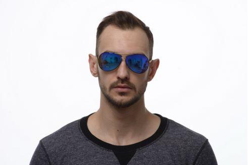Мужские очки Porsche Design 8516-blue
