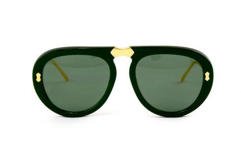 Женские очки Gucci 0307-green